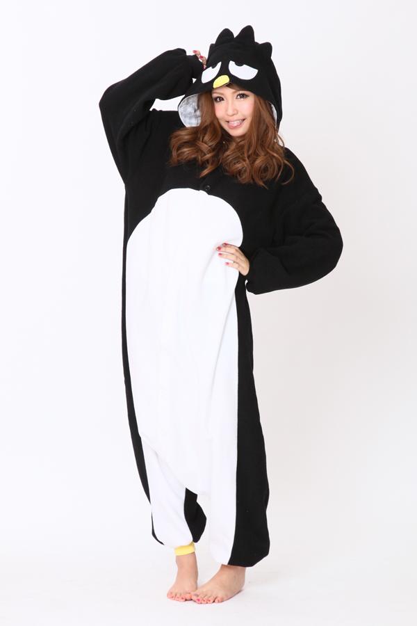 55634b13e6 Batumaru Badtz Maru Adult Animal Onesie Kigurumi Pajamas